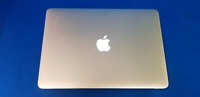 "Early 2015 Macbook Air 13"" Core i5 @ 1.6Ghz 4GB RAM 120GB SSD Mojave 10.14"