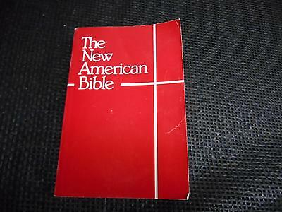 1991 Religious Book THE NEW AMERICAN BIBLE Translated From Original Languages