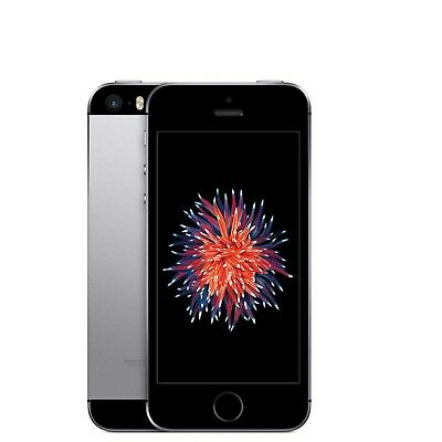 Movil Apple Iphone SE A1723 16GB Libre Gris Espacial Sin Huella Digital | B
