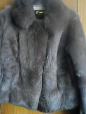 Bailey's of Hay Street Perth, mink jacket