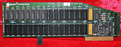 Apple IIgs 256k Memory Expansion Card 820-0166-B 670-0025-A 100% Functionl Grntd