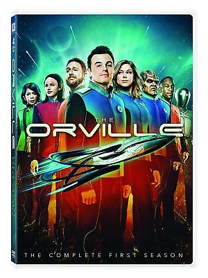 Orville, The: Season 1 by Seth MacFarlane DVD 2018 NEW FREE SHIPPING