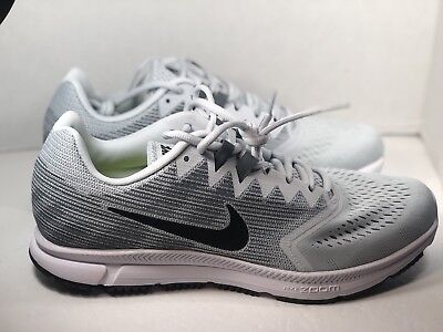 watch ae815 2bcf1 Nike Zoom Span 2 Size 11.5 908990 002 New Pure Platinum Wolf Grey Running