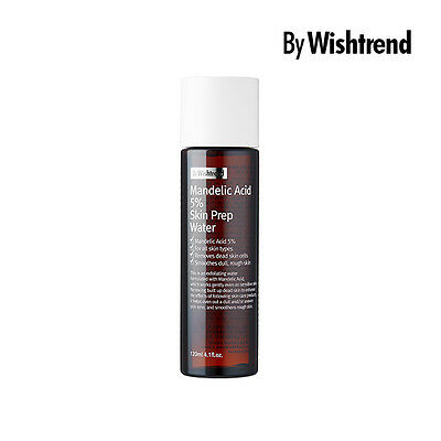 BY WISHTREND Mandelic Acid 5% Skin Prep Water 120ml / low irritant exfoliation