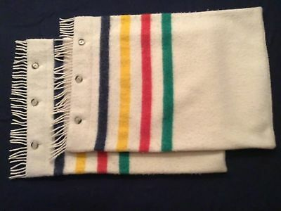 Hudson Bay Co. Woolrich 4 Point Pillow Shams - New With Tags