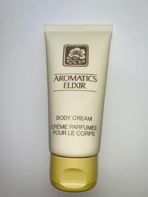 Aromatics Elixir by Clinique 2.5 oz 75 ML Body Smoother lotion NEW