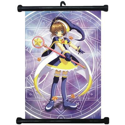 sp211519 Card Captor Sakura Japan Anime Home Décor Wall Scroll Poster 21 x 30cm