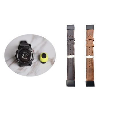 Fashionable Appearance Quick Release Leather Strap Band For Garmin Fenix 5X