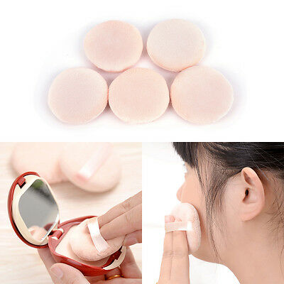 5x Facial Beauty Sponge Puff Pads Face Foundation Makeup Cosmetic Tool!#