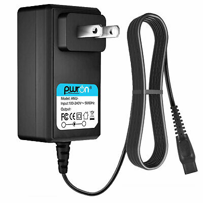 PwrON AC DC Adapter Charger for Philips Norelco HQ9000 HQ8500 HQ8000 HQ8100 PSU