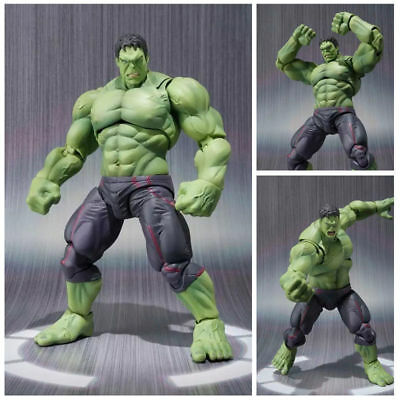 """8"""" Avengers Super Hero Incredible Hulk PVC Action Figure Toy Doll Collection"""