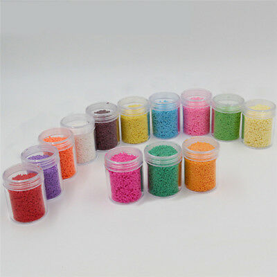 Multicolor Clay Fake Candy Sweet Sprinkles for Slime Decor Phone Case Craft DIY
