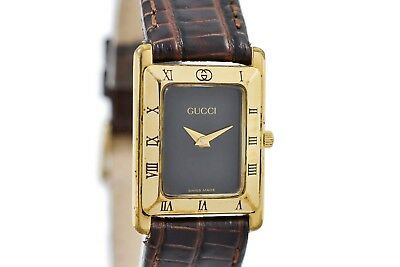 b812d765a7d VINTAGE GIRARD PERREGAUX Gold Plated Quartz Ladies Watch 1381 ...