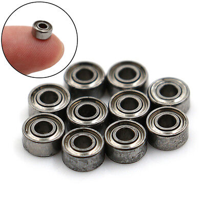 10pcs 2*5*2.5mm Miniature Precision Bearing MR52ZZ for Spinner bearing XBCH