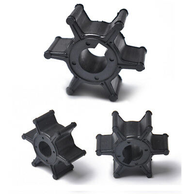 6L5-44352-00 Outboard Water Pump Impeller Black For Yamaha F2.5A/F2.5B/3A Malta