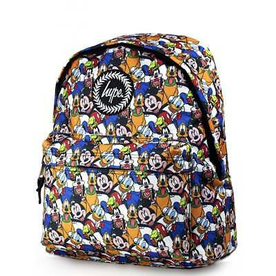 HYPE Disney Squad Backpack - Multi Schoolbag DISW1104 **FREE Haribo Hype bags