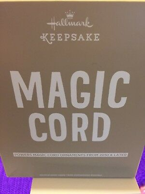 Hallmark Keepsake Keepsake Christmas Ornament Magic Cord