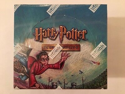 Harry Potter TCG - Quidditch Cup Booster Box - Sealed - Wizards Of The Coast