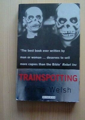 Trainspotting Classic Paperback by Irvine Welsh in  Very Good Condition