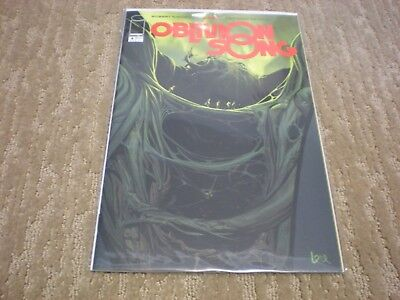 Oblivion Song #4 (2018 Series) Image Comics By Robert Kirkman 1st Print NM