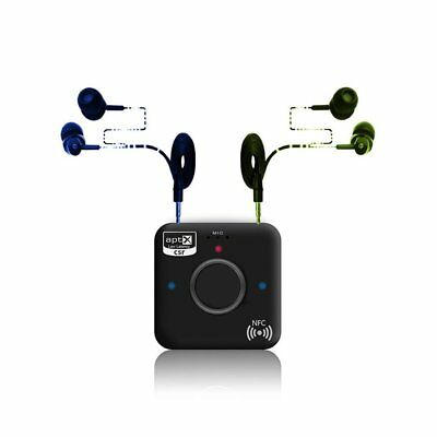 B7-PLUS Multifunctional Bluetooth Receiver with NFC Connect & Mic Phone Call XP
