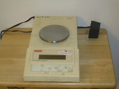 Ohaus TS600S Precision Standard 600g Electronic Balance Scale - EXC!