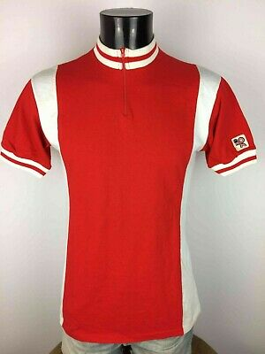 KOPA Maillot Jersey Maglia Camiseta True Vintage 80s Made in France Eroica Vélo