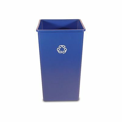 Rubbermaid FG395973 Square 50 Gallon Recycling Container