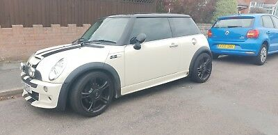 "Mini Cooper -Genuine ""john Cooper Works"" 2005 - 94,000 - Very Nice Car !!"