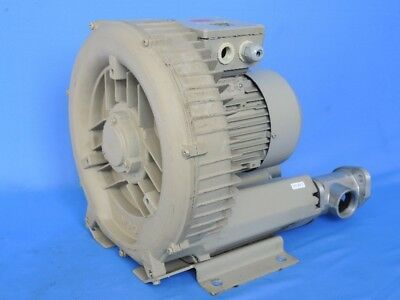 Siemens ELMO-G 2BH1 500-1AH19-Z Side Channel Radial Blower