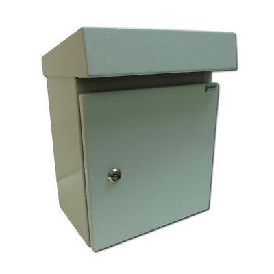 Steel Electrical Enclosure External IP65 400 x 400 x 210