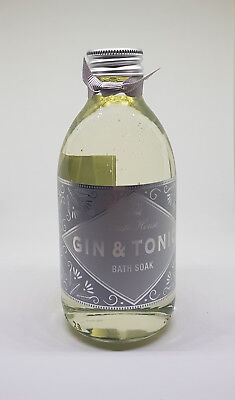 Bath House Cocktail Collection 250ml Gin & Tonic Bath Soak