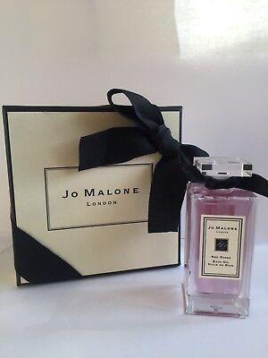 Jo Malone Bath Oil - 30ml Red Roses Gift Wrapped NEW