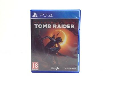 Juego Ps4 Shadow Of The Tomb Raider St Ps4 4243583