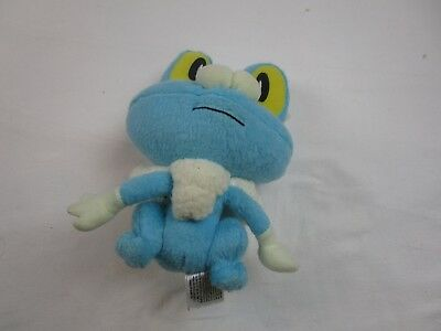 "Pokemon X / Y 6.5"" Froakie / Keromatsu Plush Soft Doll RARE! Stocking Stuffer"