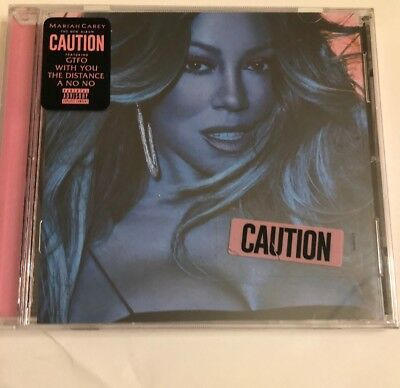 Mariah Carey  Caution CD (Explicit) Version