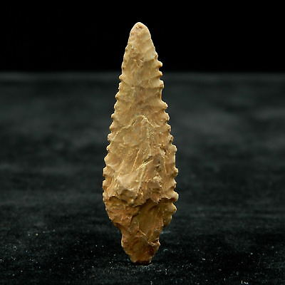 Saharian NEOLITHIC - Flint ARROWHEAD - 38.9 mm LONG