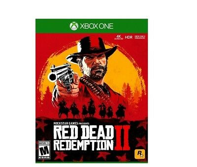 2K Red Dead Redemption 2 - Xbox One