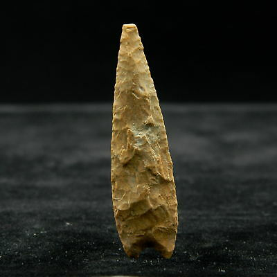 Saharian NEOLITHIC - Flint ARROWHEAD - 42.5 mm LONG