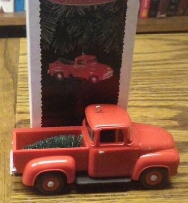 Hallmark Keepsake Ornament - 1956 Ford Truck - 1995