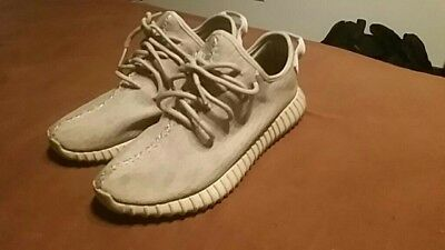Yeezy Boost 350 Oxford Tan Gr.45 US11 Kanye West Adidas braun