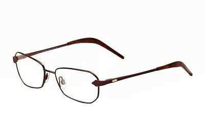 b6a463fedfc Roberto Cavalli Eyeglasses Salice Piangente 643 069 Red Optical Frame 55mm