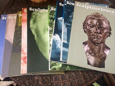 9 Sculpture Journals