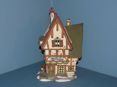 "Dept 56 Dickens' Village Series ""The Melancholy Tavern"" Retired #58347"