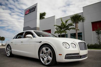 2014 Flying Spur -- 2014 FLYING SPUR - CONVENIENCE SPEC - ONLY 21K MILES - FULL SERVICE HISTORY
