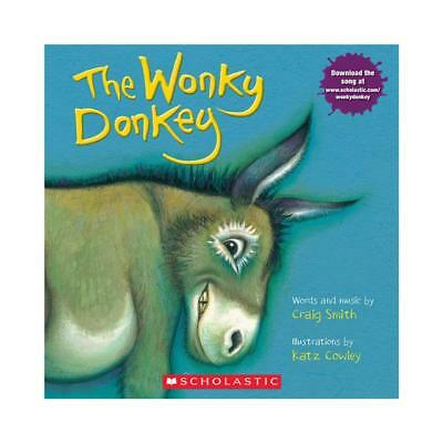 The Wonky Donkey Book & I Need a New Bum Book - Brand New