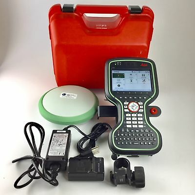 Leica GS08+ GNSS Receiver with CS20 Data Collector Kit, Financing!