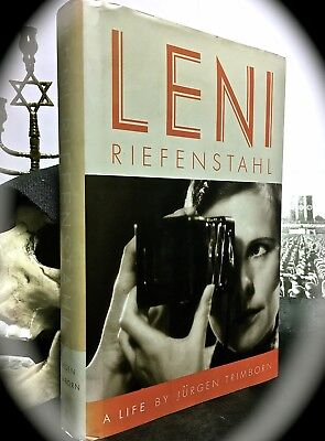 LENI RIEFENSTAHL: A LIFE  ~ 1ST HC w/ D/J 2007 ~ TRIUMPH OF THE WILL THIRD REICH