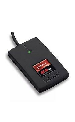 RF IDeas pcProx Smart Card Reader RDR-6082AKU ***Perfectly Working***