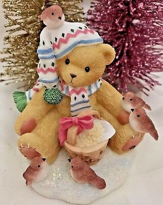 Cherished Teddies, Paul'good Friends Warm The Heart With Many Blessings'#466328